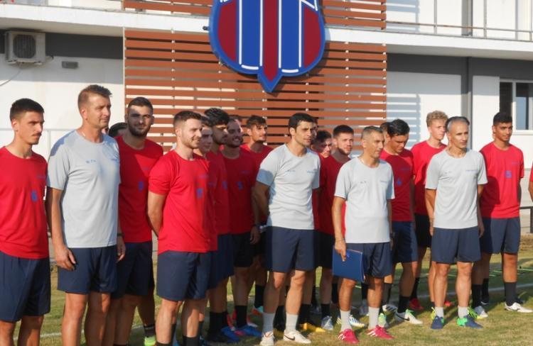 Πραγματοποιήθηκε χθες η «πρώτη» της Βέροιας στο προπονητικό κέντρο του Ταγαροχωρίου
