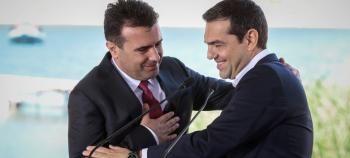 """Πανηγυρίζει ο Ζάεφ : «Η συμφωνία προστατεύει τη """"μακεδονική"""" μας ταυτότητα»"""