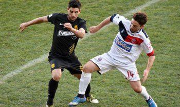 Πρώτη φιλική νίκη της νέας Βέροιας με σκορ 2-1 εκτός έδρας επί του Μ. Αλέξανδρου Τρικάλων