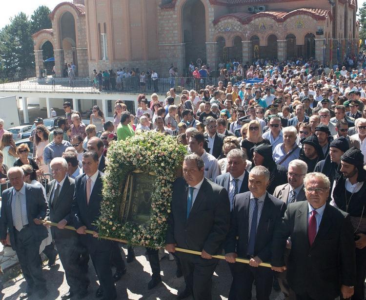 Εορταστικές εκδηλώσεις Δεκαπενταύγουστου στην Καστανιά Ημαθίας