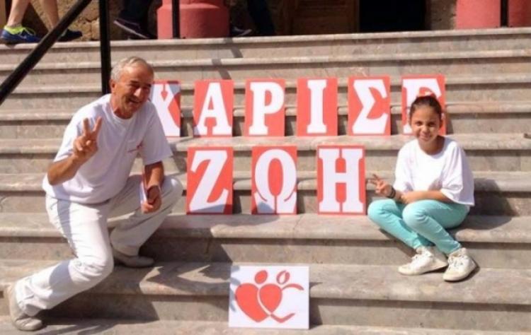 31ος συμβατός δότης για το σύλλογο εθελοντών αιμοδοτών και δοτών μυελού των οστών Χαρίεσσας!