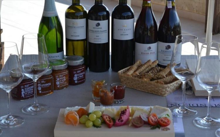 Εκδήλωση ενδιαφέροντος για συμμετοχή στο 1ο «Naoussa Street Food Festival-Wine Edition»