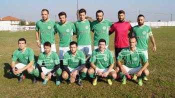 Τρίκαλα - Αγία Μαρίνα 0-1