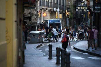 Τρόμος στην Ισπανία : 13 νεκροί και 100 τραυματίες από
