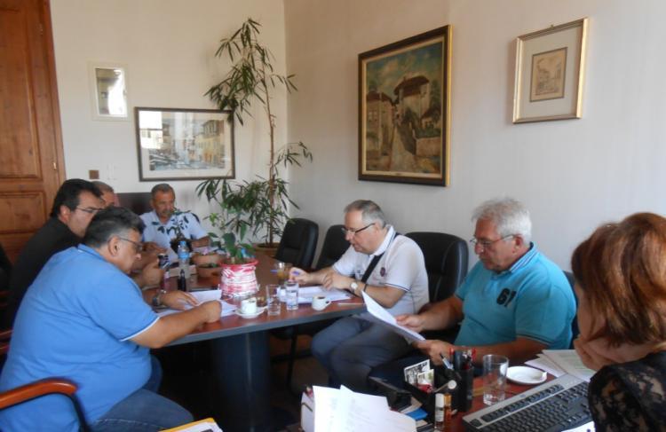 Ο.Ε. Βέροιας : Διαφοροποίηση στην ψηφοφορία για την προμήθεια υγρών καυσίμων για τις ανάγκες του Δήμου
