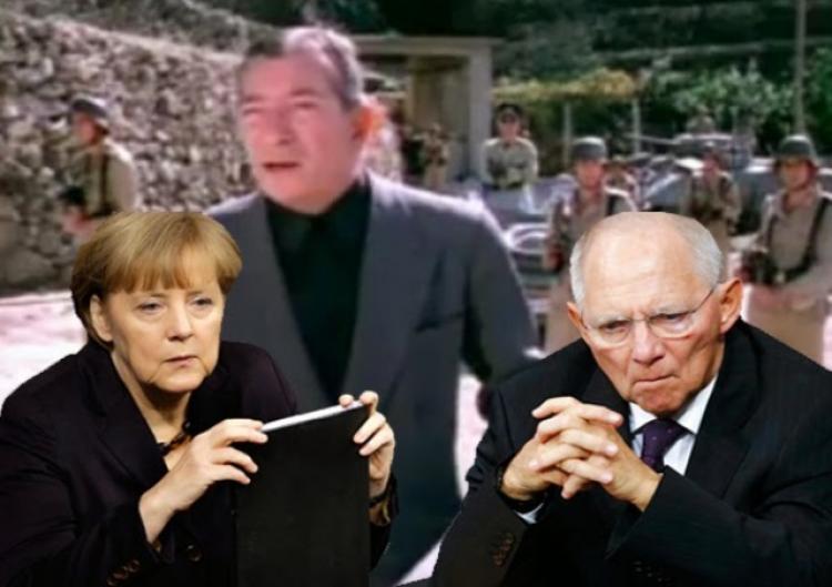 Οι Γερμανοί μας...αγαπάνε, θέλουν το καλό μας!