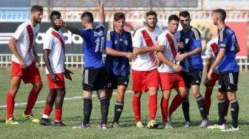 Ήττα με 1-0 γνώρισε η Βέροια από τον Αιγινιακό για το κύπελλο, αγωνιζόμενη με 11 μόλις παίκτες