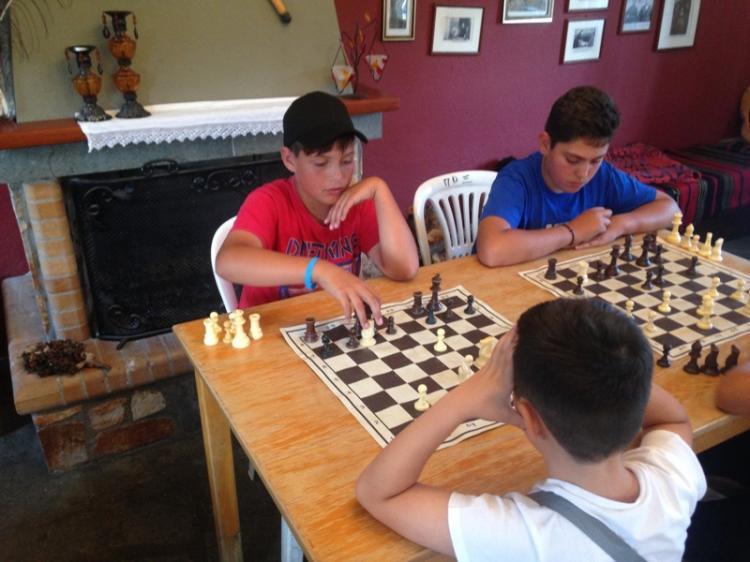 Με επιτυχία το 2ο τουρνουά σκάκι στο Ξηρολίβαδο