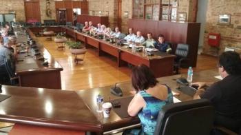 Συνεργασία υπηρεσιών, φορέων και πολιτών της Ημαθίας για ενδυνάμωση του Δασοπυροσβεστικού Μηχανισμού