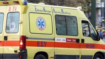 Θανάσιμος τραυματισμός 69χρονης στα Μονόσπιτα Ημαθίας, παρασύρθηκε από Δ.Χ. φορτηγό