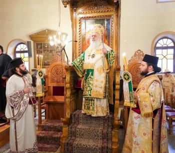 Ολοκληρώθηκαν οι λατρευτικές και πολιτιστικές εκδηλώσεις για τον Πολιούχο της Νάουσας Όσιο Θεοφάνη