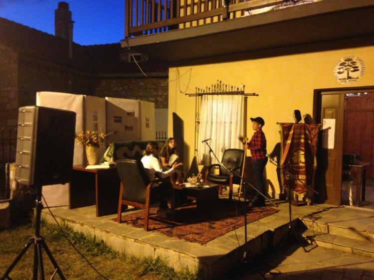Η πρεμιέρα του παιδικού τμήματος της θεατρικής ομάδας του Πολιτιστικού Ομίλου Ξηρολιβάδου