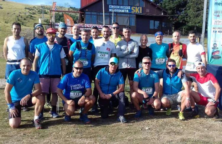 Αποτελέσματα του Συλλόγου δρομέων Βέροιας από τη διοργάνωση Seli mountain running
