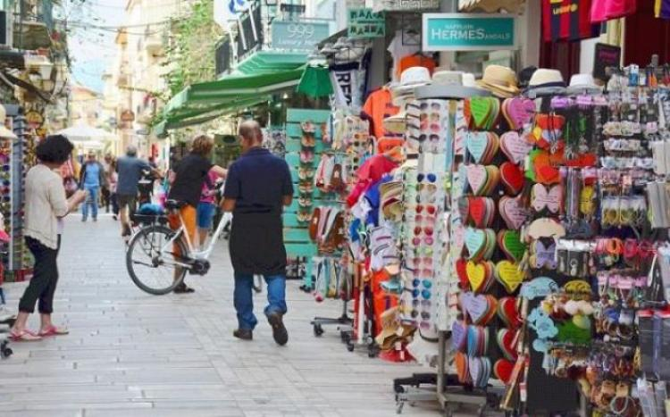 Η τουριστική κίνηση και οι επιπτώσεις της στο εμπόριο : μια πρώτη προσέγγιση από το ΙΝΕΜΥ της ΕΣΕΕ.