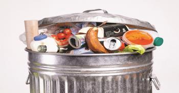 Ποσότητα-σοκ τροφίμων παγκοσμίως στα σκουπίδια!