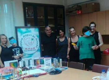 Η γερμανο-ελληνική εταιρεία του Φλένσμπουργκ για δεύτερη χρονιά στο πλευρό της ΜΑμΑ
