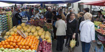 Απαιτούνται βιβλία για την εκμετάλλευση αγροτών-πωλητών αγροτικών προϊόντων σε λαϊκές αγορές