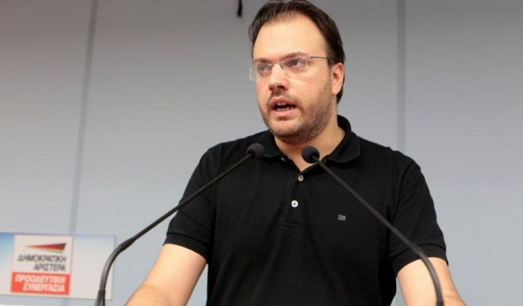 Θανάσης Θεοχαρόπουλος για ΔΗΣΥ :