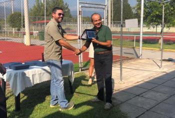 Πανελλήνιο Πρωτάθλημα και εγκαίνια γηπέδων tennis στη Βέροια