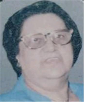 Σε ηλικία 76 ετών έφυγε από τη ζωή η ΕΥΑΝΘΙΑ Α. ΜΠΑΒΕΛΗ