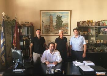 Ξεκινούν οριστικά οι εργασίες στη Γέφυρα Κούσιου, υπογράφτηκε η σύμβαση που δρομολογεί την ολοκλήρωση του έργου