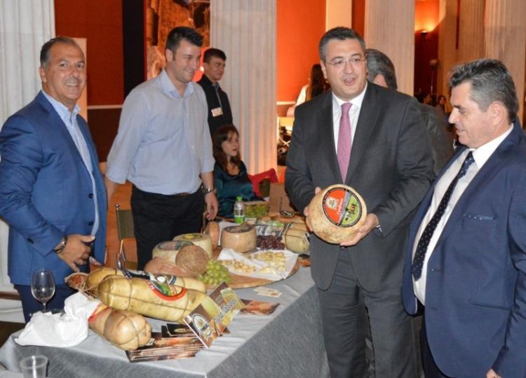 Η Ημαθία τιμώμενη περιφερειακή ενότητα στο 16ο πανευρωπαϊκό συνέδριο γαστρονομίας, οίνου και τουρισμού