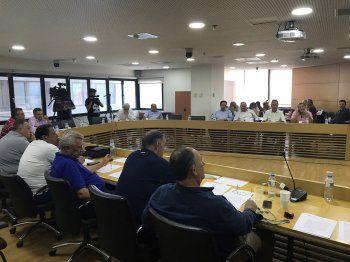 Συνεδρίασε χθες η Π.Ε.Δ.Κ.Μ., παρουσία των κ.κ. Βοτγιαζίδη, Γκυρίνη, Καραμπατζού
