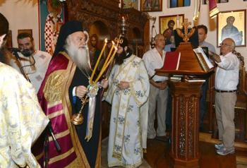 Πανηγυρίζει την Κυριακή τους Αγίους Ιωακείμ και Άννα, το Γηροκομείο Νάουσας