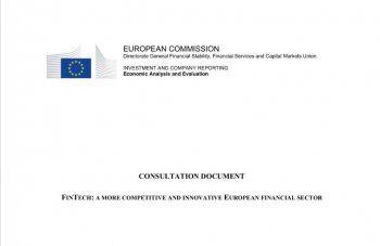Διαβούλευση στην ΕΕ αναφορικά με την είσοδο του νέου όρου χρηματοδότησης των επιχειρήσεων «FinTech»