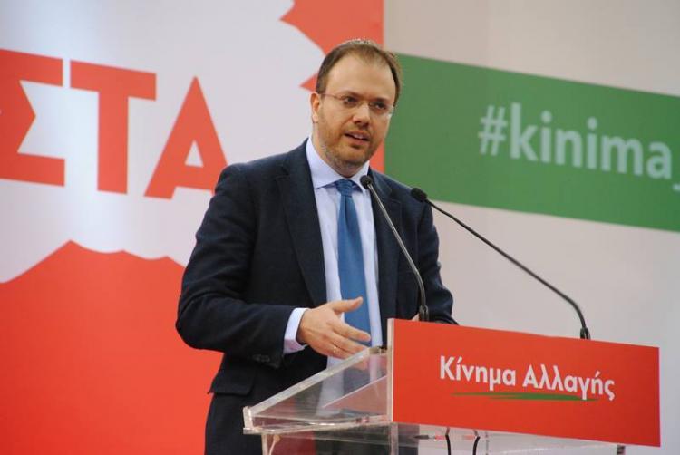 Θανάσης Θεοχαρόπουλος : «Το μέλλον της παιδείας είναι το μέλλον της χώρας»