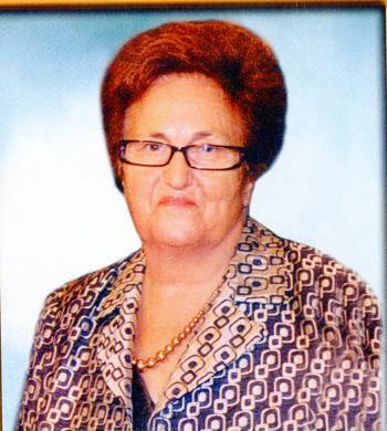 Σε ηλικία 78 ετών έφυγε από τη ζωή η ΑΝΑΣΤΑΣΙΑ ΓΕΩΡ. ΔΙΑΜΑΝΤΟΓΛΟΥ