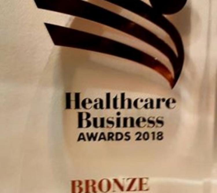 Βράβευση του Σ.Ο.Φ.Ψ.Υ. Ημαθίας στα Healthcare Business Awards