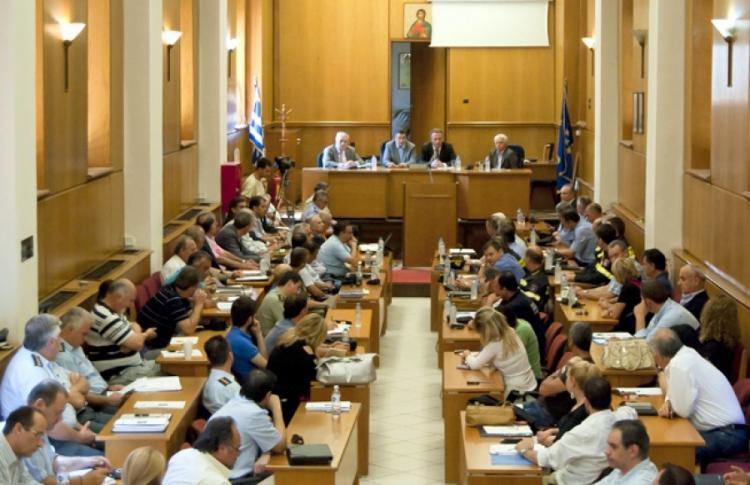 Με 13 θέματα ημερήσιας διάταξης συνεδριάζει τη Δευτέρα το Περιφερειακό Συμβούλιο Κεντρικής Μακεδονίας