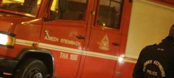 Ένα άτομο νεκρό μετά από πυρκαγιά που ξέσπασε τα ξημερώματα του Σαββάτου σε διαμέρισμα