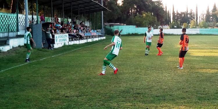 Ήττα με 0-4 για τον Αγροτικό Αστέρα Αγίας Βαρβάρας από τον Α.Ο Μαρίνας