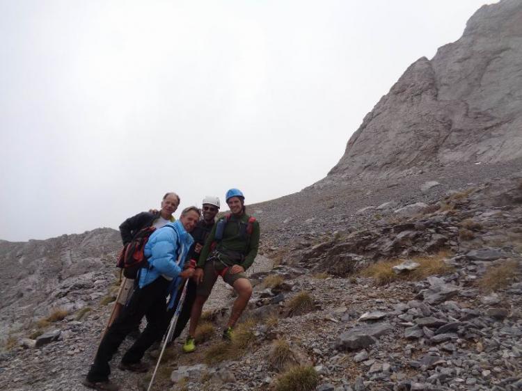 ΟΛΥΜΠΟΣ, υψόμετρο 2918 μέτρα, Παρασκευή 14 – Σάββατο 15 Σεπτεμβρίου 2018, με τους Ορειβάτες Βέροιας