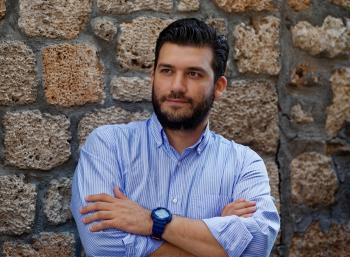 Ο Καλλίστρατος Γρηγοριάδης υποψήφιος Δημοτικός Σύμβουλος με τον Κώστα Βοργιαζίδη
