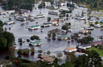 ΗΠΑ: Στους 31 οι νεκροί από τις πλημμύρες του κυκλώνα Φλόρενς
