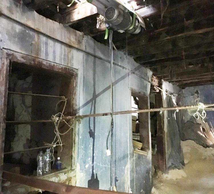 Συνελήφθησαν 6 άτομα στη Βέροια για παράνομη ανασκαφή σε ιστορικό διατηρητέο κτίριο