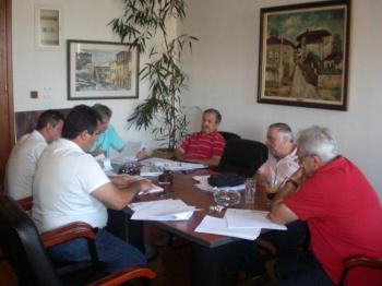 Με 5 θέματα στην ημερήσια διάταξη και 3 έκτακτα συνεδρίασε χθες η Οικονομική Επιτροπή Δήμου Βέροιας