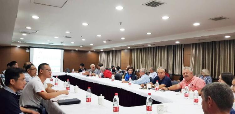 Αντιπροσωπεία του Δήμου Βέροιας επισκέφτηκε το Πεκίνο