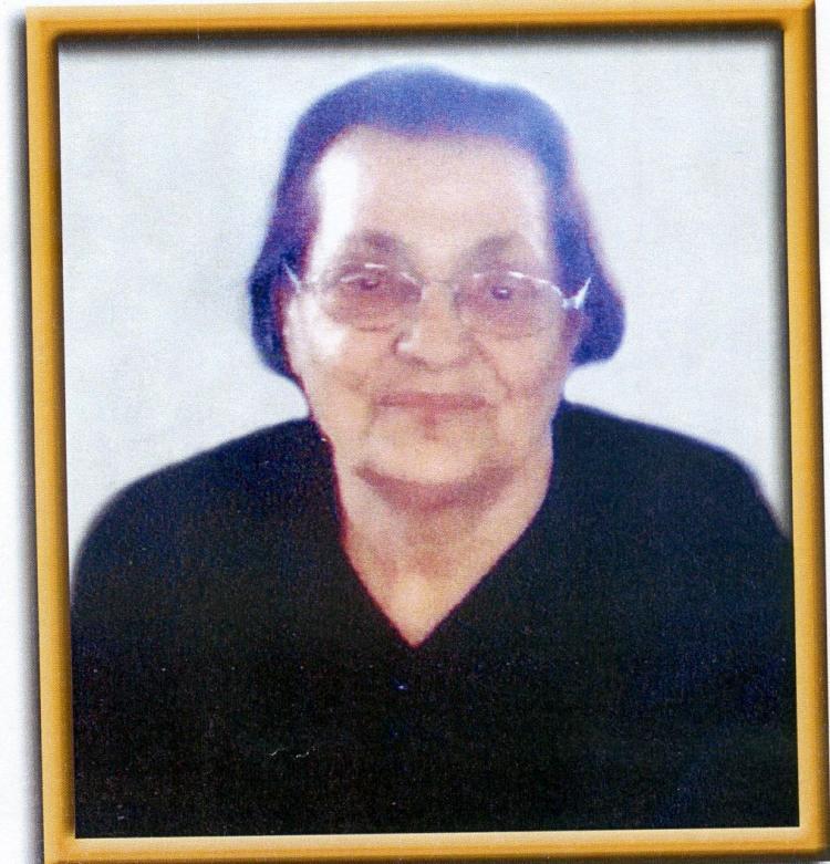 Σε ηλικία 77 ετών έφυγε από τη ζωή η ΑΝΘΟΥΛΑ ΙΩΑΝ. ΜΠΟΥΤΟΓΛΙΔΟΥ