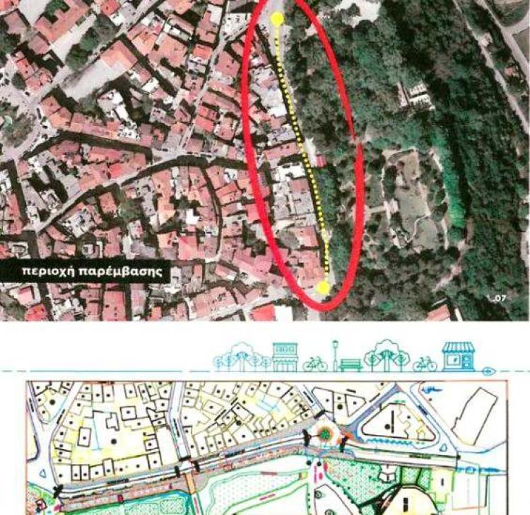 Χρηματοδότηση ποσού 300.000 ευρώ για το έργο «Αναπλάσεις οδού Μεγάλου Αλεξάνδρου» στη Νάουσα