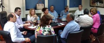 Συνάντηση με τον υπουργό για το θέμα των σχολικών μεταφορών αποφασίστηκε στη σύσκεψη στην Π.Ε. Ημαθίας