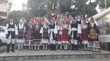 Κύκλος Ερατεινός : Έναρξη μαθημάτων παραδοσιακών χορών