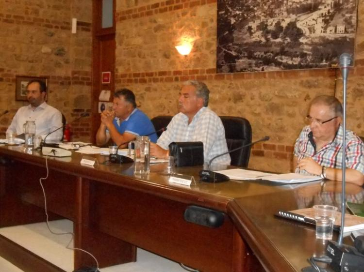 Κ. Βοργιαζίδης στο χθεσινό Δ.Σ. Βέροιας : «Η Τοπική Αυτοδιοίκηση έχει υποστεί τεράστια πλήγματα»