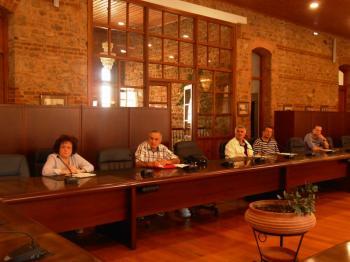 Δύο θέματα συζητήθηκαν στη χθεσινή συνεδρίαση της Δημοτικής Επιτροπής Διαβούλευσης Δήμου Βέροιας