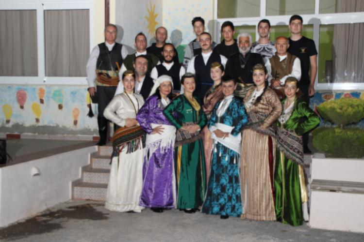Η Εύξεινος Λέσχη Βέροιας στο 2ο φεστιβάλ παραδοσιακών χορών στο Δήμο Χερσονήσου Κρήτης