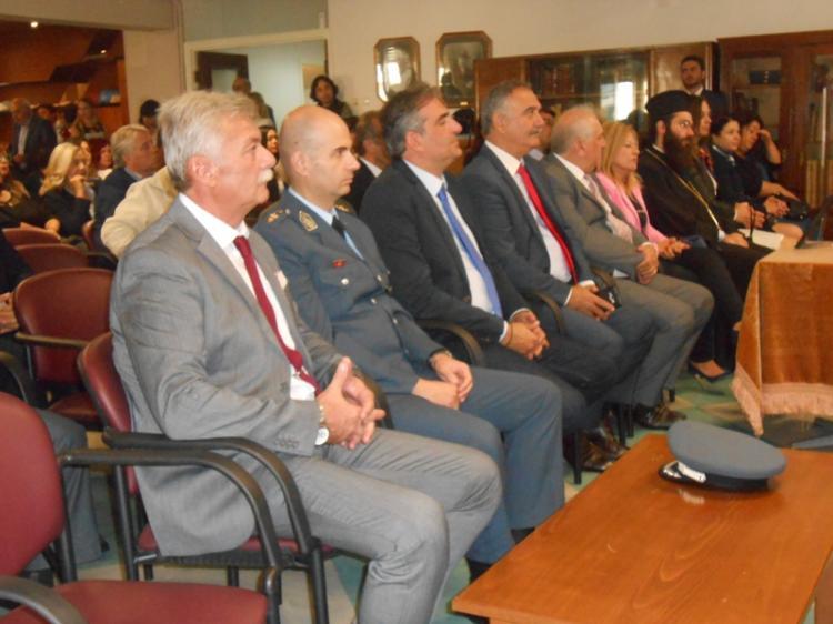Ο Δικηγορικός Σύλλογος Βέροιας τίμησε τον προστάτη της Δικαιοσύνης, Διονύσιο τον Αρεοπαγίτη
