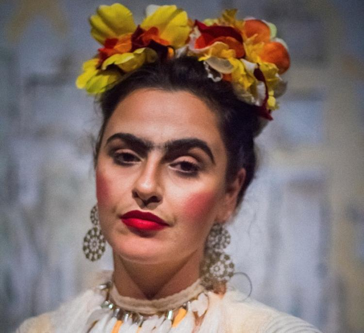 Frida Κι Άλλο, από τους Fly Theatre, στην Αντωνιάδειο Στέγη Γραμμάτων και Τεχνών